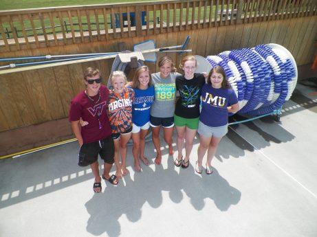Lifeguard friends